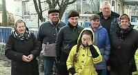 Этнические чехи живущие в городке Малиновка (Фото: Чешское Телевидени)