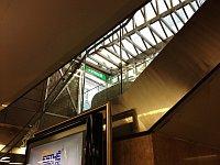 Вид на выход из холла метро под зданием. Фото: Олег Фетисов