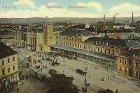 Брно в начале 20-го века