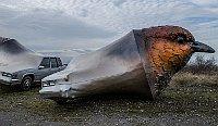 Лукаш Риттштейн: цикл «Автомагистраль» (Фото: архив пражской галереи DOX)