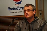 Марек Бенда (Фото: Анна Духкова, Чешское радио)