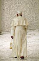 Папа Римский Бенедикт XVI (Фото: ЧТК)