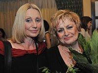 Ольга Соммерова и Вера Чаславска (Фото: ЧТК)