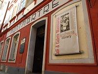Библиотека им. Вацлава Гавела в Праге (Фото: Кристина Макова, Чешское радио - Радио Прага)