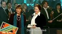 Дана Немцова (Фото: Чешское Телевидение)