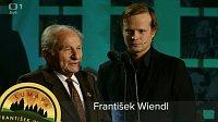 Франтишек Виндл (Фото: Чешское Телевидение)