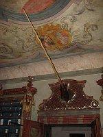 Единорог с бивнем нарвала (Фото: Ольга Васинкевич, Чешское радио - Радио Прага)