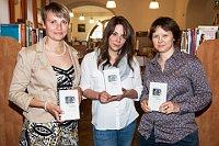 Радка Рубилина, Анета Лангерова и Марта Новакова (Фото: Йохана Поштова, Prostor)