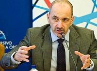 Министр Мартин Куба (Фото: Филип Яндоурек, Чешское радио)