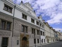 Мартиницкий дворец на Градчанах (Фото: Томаш Форхе)