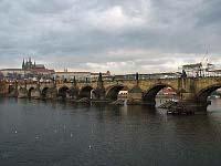 Ремонт Карлова моста, 2009 г. (Фото: Кристина Макова, Чешское радио - Радио Прага)