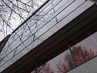 Фрагмент фасада здания. Фото: Олег Фетисов