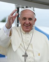 Папа Римский Франциск (Фото: Korea.net, License CC BY-SA 2.0)