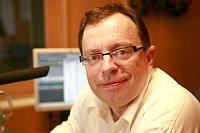 Историк Ярослав Шебек (Фото: Вендула Косикова, Чешское радио)