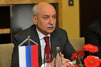 Посол Российской Федерации Сергей Киселев (Фото: Архив мэрии города Острава)