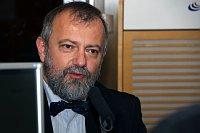 Глава международного отдела администрации президента Гинек Кмоничек (Фото: Прокоп Гавел, Чешское радио)