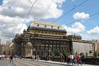 Национальный театр (Фото: Кристина Макова, Чешское радио - Радио Прага)