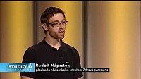 Рудольф Напрстек (Фото: ЧТ24)