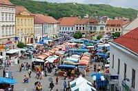 Торжества Спаржи (Фото: Архив города Иванчице)