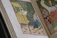 В Национальном музее был выставлен оригинал Йенского кодекса (Фото: Антон Каймаков, Чешское радио - Радио Прага)
