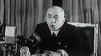 Эмиль Гаха, 1939 г. (Фото: ЧТ24)
