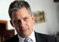 Министр Иржи Динстбир (Фото: Филип Яндоурек, Чешское радио)