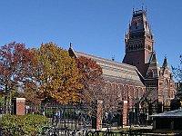 Университет Гарвард (Фото: Jacobolus, Wikimedia Commons, License CC BY-SA 2.0)
