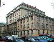 Здание Министерства труда и социальных дел