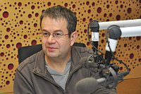 Петр Коубский (Фото: Мариан Войтек, Чешское радио)