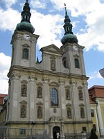 Велеград, базилика (Фото: Мартина Шнайбергова, Чешское радио - Радио Прага)