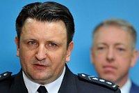 Президент полиции Томаш Туги (Фото: Филип Яндоурек, Чешское радио)