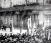 Февраль 1948 года в Праге