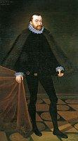 Репродукция картины 19-го века, образцом которой является портрет Петера Вока датированый 1580 г. (Фото: Архив музея)