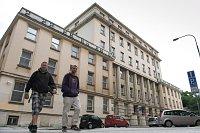 Здание Министерства труда и социальных дел ЧР (Фото: Филип Яндоурек, Чешское радио)