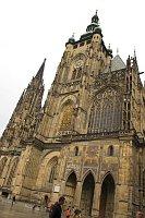 Кафедральный собор Св. Вита (Фото: Кристина Макова, Чешское радио - Радио Прага)