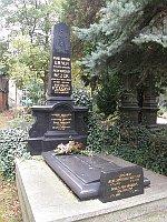 Могила Карла Яромира Эрбена (Фото: Лукаш Малы, Wikimedia CC BY-SA 3.0)