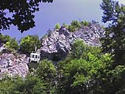 Трамвай в пропасть Мацоха. Фото: 550.