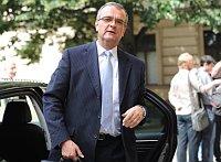 Министр Мирослав Калоусек