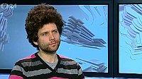 Максим Велчовски (Фото: Чешское Телевидение)