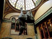 Скульптура коня от Давида Черного (Фото: Олег Фетисов)