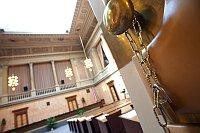 Здание Конституционного суда (Фото: Томаш Адамец, Чешское радио)