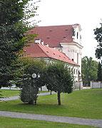 Костел Святой Маркеты (Фото: Архив Чешского радио - Радио Прага)