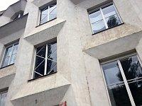 Монументальный рельеф фасада виллы (Фото: Олег Фетисов)