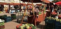 Фермерский торг в Праге