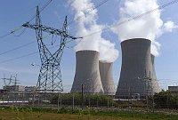АЭС Темелин (Фото: Филип Яндоурек, Чешское радио)