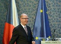 Премьер-министр Богуслав Соботка (Фото: ЧТК)