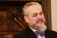 Профессор Андрей Зубов (Фото: Томаш Адамец, Чешское радио)