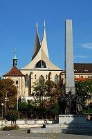 Эмаузский монастырь (Фото: © City of Prague)