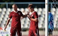 Футболисты «Спарты»: Мартин Нешпор и Лукаш Маречек (Фото: ЧТК)