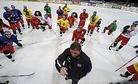 Чешская хоккейная сборная (Фото: ЧТК)
